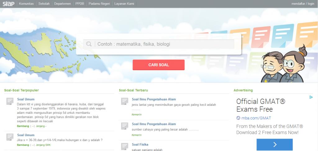 Portal Bank Soal