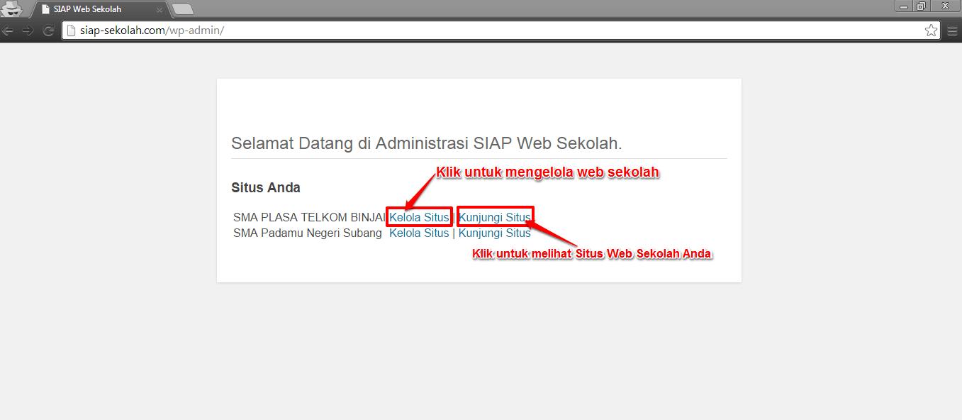 pilih_kelola_atau_kunjungi_situs