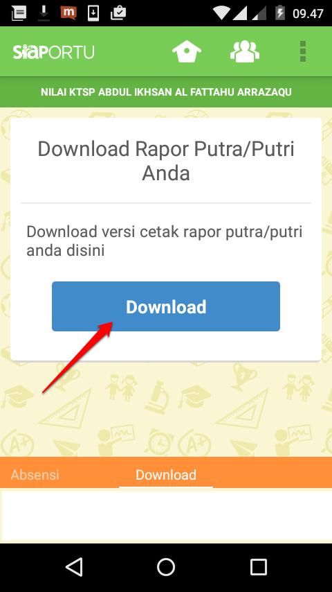 download rapor