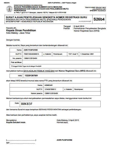 formulir s26b4